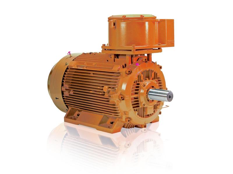 Atex Motor Voor Ondergrondse Mijnbouw At Aandrijftechniek