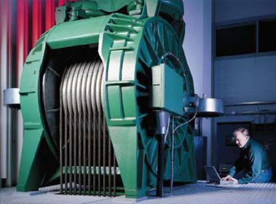 Een dual rotor met PMSM-technologie