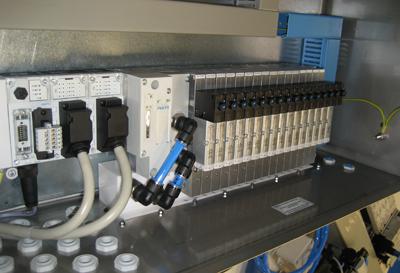 De Smart Cabinets zijn gebaseerd op het CPX-platform en inpasbaar in elke automatiseringsomgeving