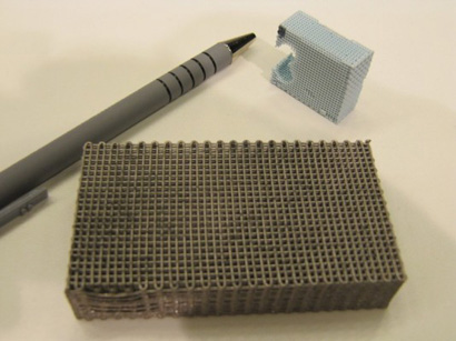 RapidPro 2012 - 3D fiber deposition van Vito