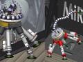 MiRoR miniatuur onderhoudsrobot