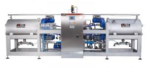 Dynamos filtermachine van TMCI-Panovan