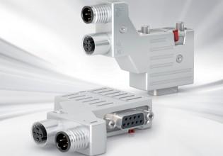 Provertha profibus connector