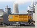 Atlas-Copco olievrije PTS1600 compressor in bedrijf