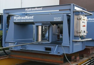 HydaruRent winch spooler