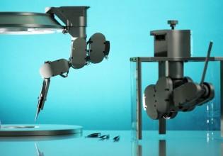 Microchirurgierobot TUE