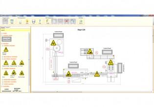 Routeco ontwerpsoftware voor veiligheidssystemen