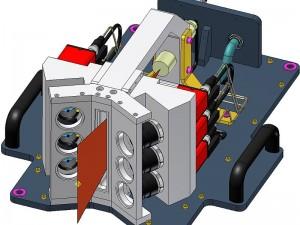 3D meetsysteem van Fraunhofer-IFF