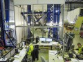 Duurproef NLR met moderne hydraulische installatie (foto: NLR)