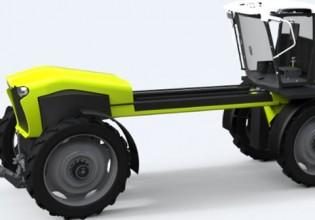 Multi Tool Trac elektrische tractor