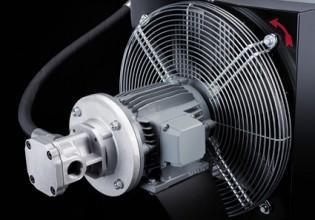koelunit voor hydraulische installaties van R+L Hydraulics