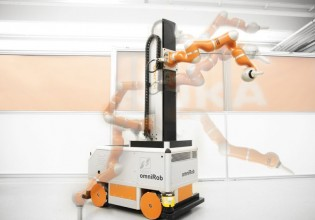 mobiele robot van Kuka