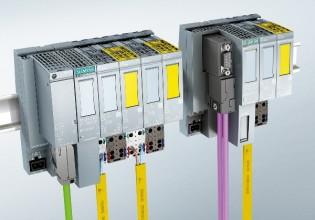 Siemens heeft voor de Simatic ET200SP decentrale periferiesystemen een nieuwe communicatiemodule voor ASIsafe geïntroduceerd