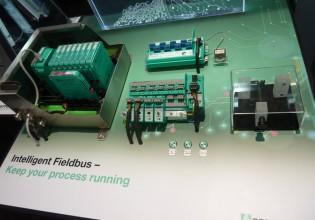 Pepperl+Fuchs op de SPS IPC Drives in Neurenberg