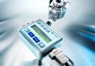 Baumer Thalheim OptoPulse EIL580 is een optische incrementele encoders, 58 mm