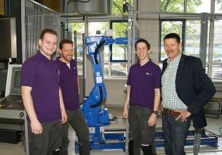 robotopleiding Teclab