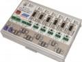 De ProfiHub B5+RD is voorzien van een ingebouwde Profibus DP Slave om diagnose-informatie aan een PLC door te geven.