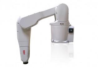 Compacte industriële robot van ABB
