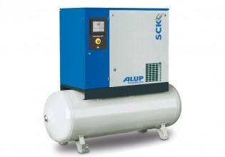 Schroefcompressor van Alup
