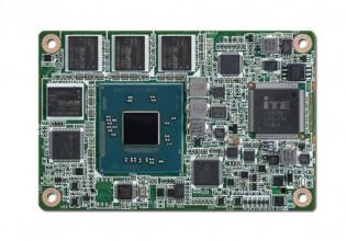 Com Express mini module van Advantech