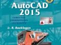 Boek AutoCAD 2015