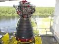 NASA test raketmotor