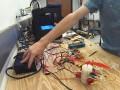 BLDC motor uit 3D printer