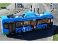 Snelladen elektrische bussen