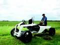 Kulan landbouwvoertuig van IWU