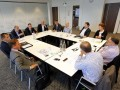 ronde tafel discussie over perslucht