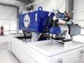 Servo aandrijving voor hydraulische persen van Voith