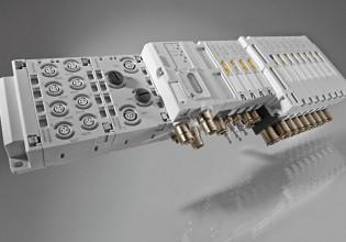 modulair pneumatisch ventiel Aventics