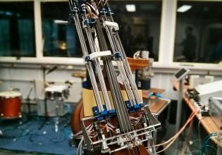 robotica, de robot als muzikant, Team Dare