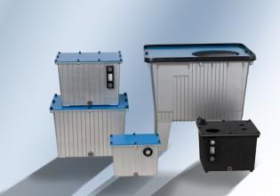 R+L Hydraulics hydraulische olietanks NG 130 uit gietaluminium