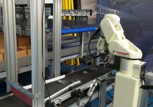 RFA Kawasaki robotcel