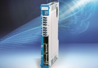 De DM821module van Sigmatek leest en controleert drukverschil