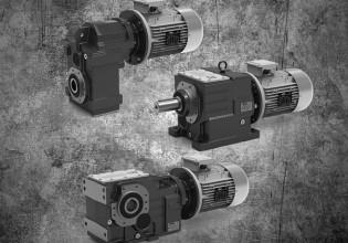 De IRON range bestaat uit drie soorten tandwielkasten, de ITH-serie co-axiale tandwielkasten, de ITB haakse serie en de ITS vlakke opsteekreductoren.