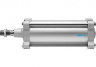 Grootformaat cilinder van Festo