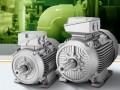 IE4 motor van Siemens