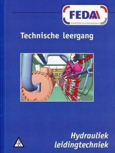 Feda heeft de zesde technisch leergang uitgebracht, Hydrauliek leidingtechniek.