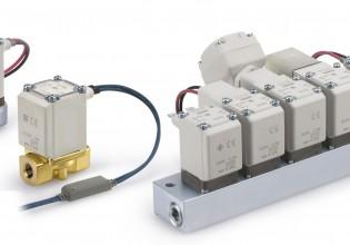 De nieuwe SMC VX2-serie procesventielen