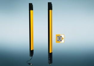 Pilz PSENopt Advanced lichtschermen PSENopt Advanced maken een hoge flexibilteit mogelijk vanwege multifunctionaliteit.
