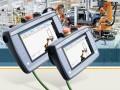 Mobiele HMI van Siemens