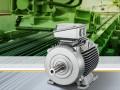 Industriële motor van Siemens