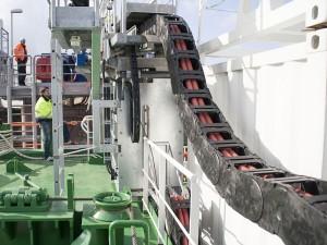 schonere energie voor cruiseschepen
