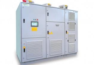 Schneider Electric en ElectroProject frequentieregelaar