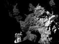 Philae op de komeet Faulhaber ESA / ATG medialab)