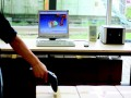 'RoboScan' van BIBA over HMI
