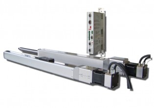 Lineaire as van Motion Control Automation