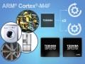 Microcontroller van Toshiba Electronics Europe